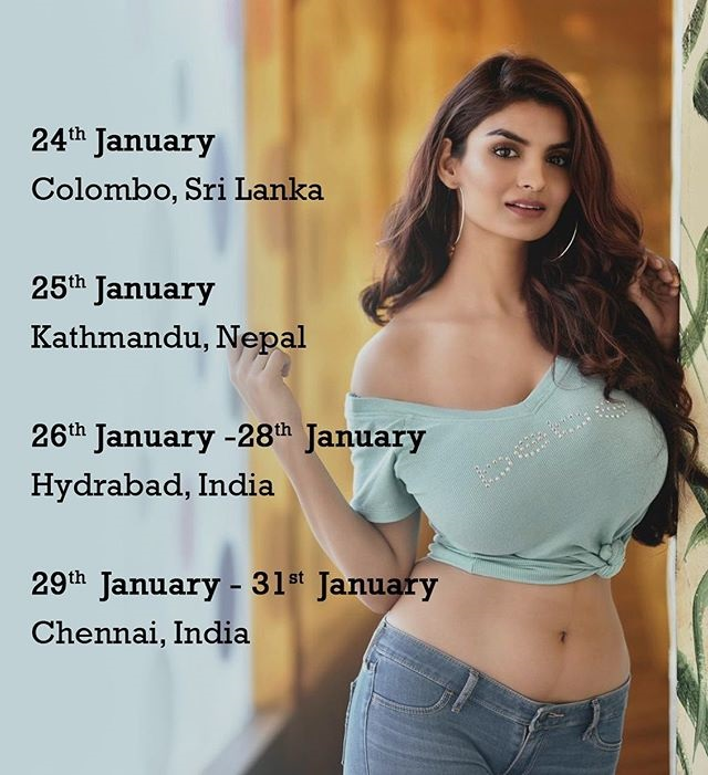 Anveshi Jain Full Details Picture actress anveshi jain bold & hot comments at commitment movie- today tollywood news Anveshi Jain at Commitment Movie – Gandi Baat Actress Photos Latest News Anveshi Jain Full Details Picture