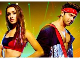 Street Dancer 3D Illegal Weapon 2.0 Song Bollywood Shraddha Kapoor