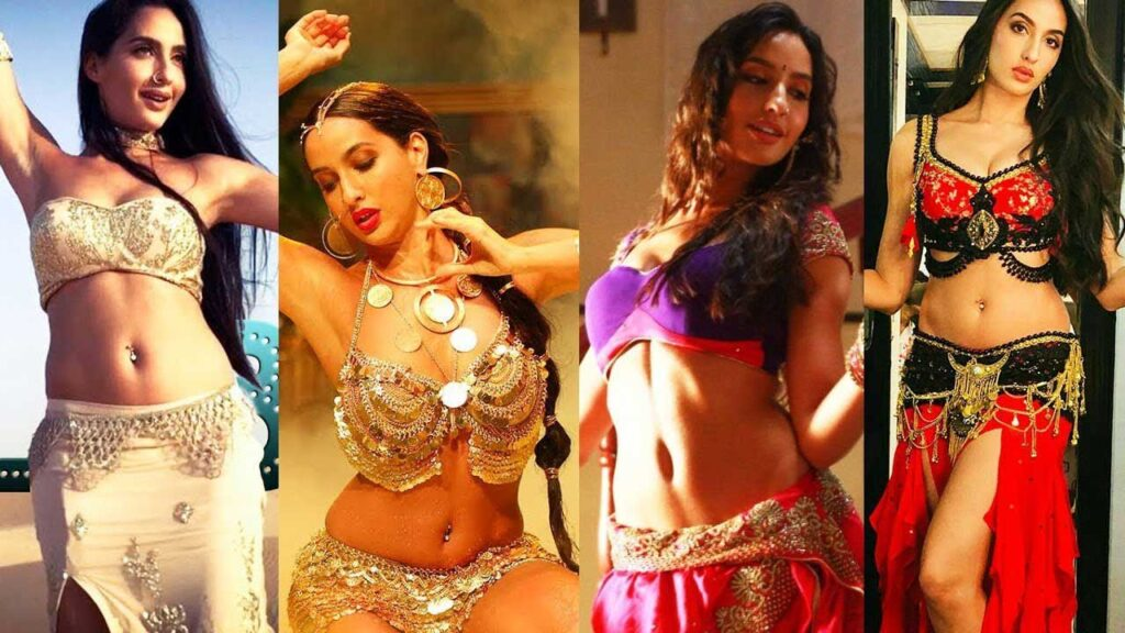 Nora Fatehi Bollywood star to perform in Olympics Top Dancer Women