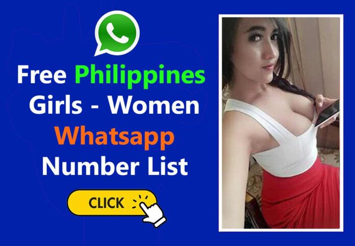 Philippines Girls Whatsapp Number List 2020 - IMO Asian Most Beautiful Facebook Girls Profile