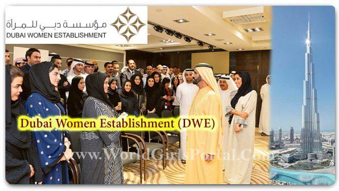 Dubai Women Establishment (DWE) Girls Portal of the UAE Government   Establishment   News & Updates - Govt. of United Arab Emirates