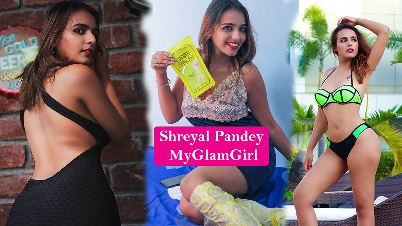 Shreyal Pandey (Glam Girl) Biography, Wiki, Age, Family, BF,Career, Ads, Picture Official Instagram fashion influencer Mumbai