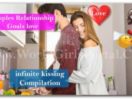 Couples Relationship Goals love ♥ infinite kissing ❤️ #7 WGP 👫 Gorgeous Couple Compilation