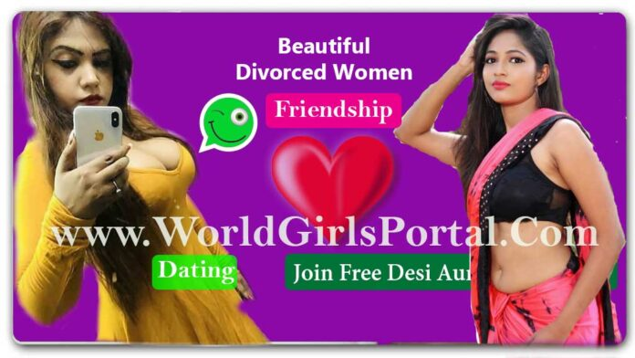 Divorced Lady Whatsapp Number List 2020 for Dating, Meet Single Talak Muslim Women