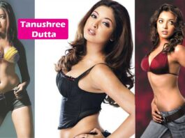 Tanushree Dutta Biography, Wiki, Height, BF, Size, Bollywood Actress Latest News, Photos, Movie, Song
