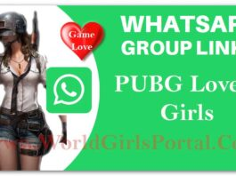 PUBG Girls WhatsApp Groups Link 💃 Free Join Only 👉Gaming Women👩🏽💻Latest 2020