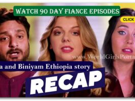 90 Day Fiance Ariela and Biniyam latest as their Ethiopia story airs - Best Episode Download