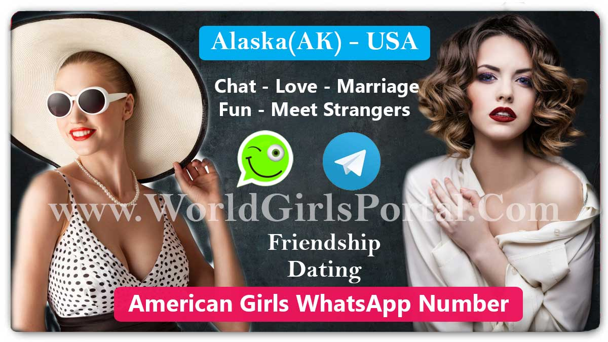 Los Angeles Girls WhatsApp  Los Angeles Girls WhatsApp Numbers for Friendship, Snapchat ID, WeChat – WYP Alaska Girls WhatsApp Number American Women USA State
