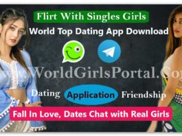 Flirt With Singles Girls & Fall In Love, Dates Chat, Real Girls Mobile Number For WhatsApp