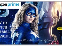 How to watch Stargirl on Amazon Prime Video & The CW tonight |Free Download USA Web Series