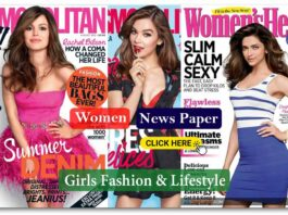 Online Beauty Magazine for women! Fashion & Lifestyle for Girls
