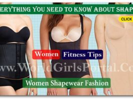 Women Shapewear Fashion » Everything You Need To Know About Shaper » Today Indian Fashion