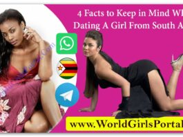 South Africa 4 Facts to Keep in Mind While Dating A Girl - Love Tips