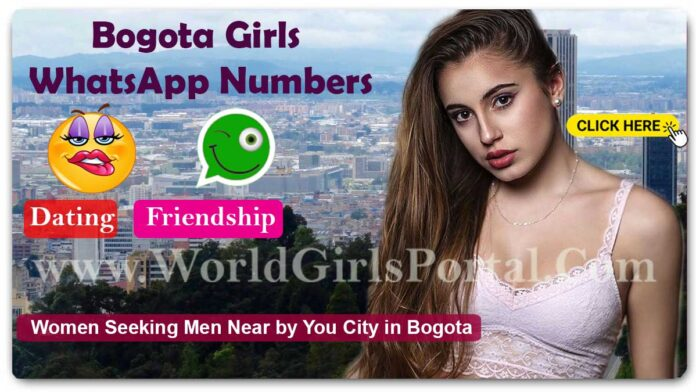 Bogota Girls WhatsApp Number for True Relationship - Colombia - Dating - Chatting - Meet Single Women