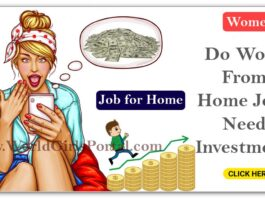 Do Work From Home Jobs Need Investment? 3 Ways To Make Money During COVID-19