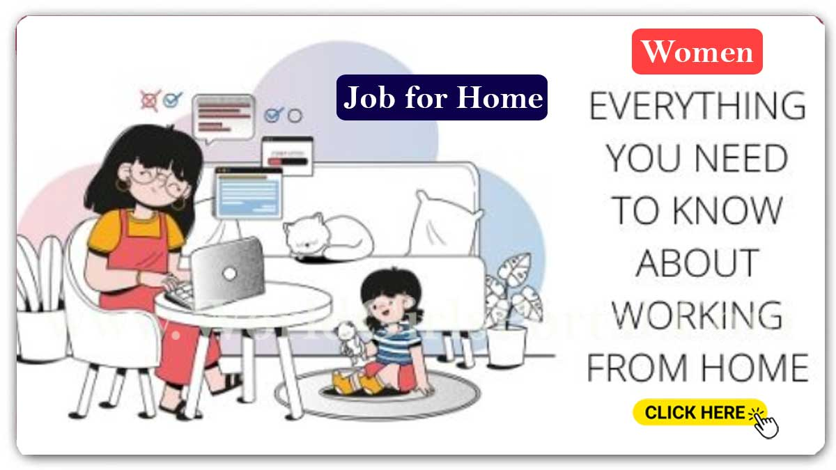 Top 5 Industries Women for work from home jobs  Top 5 Industries Women for work from home jobs | Latest Covid-19 News & Updates Everything You Need to Know to Get That Perfect Work From Home Job