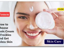 How to Choose Tretinoin Cream For Freckles And Get Flawless Skin - Best Women Beauty Care Tips
