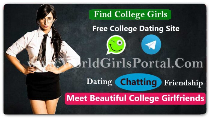Meet Beautiful College Girls | Find new friends in your area - WGP