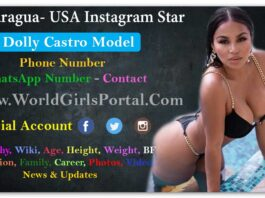 Dolly Castro Biography, Wiki, Age, BF, Career, Contact, House Address, Photos - Nicaragua Model