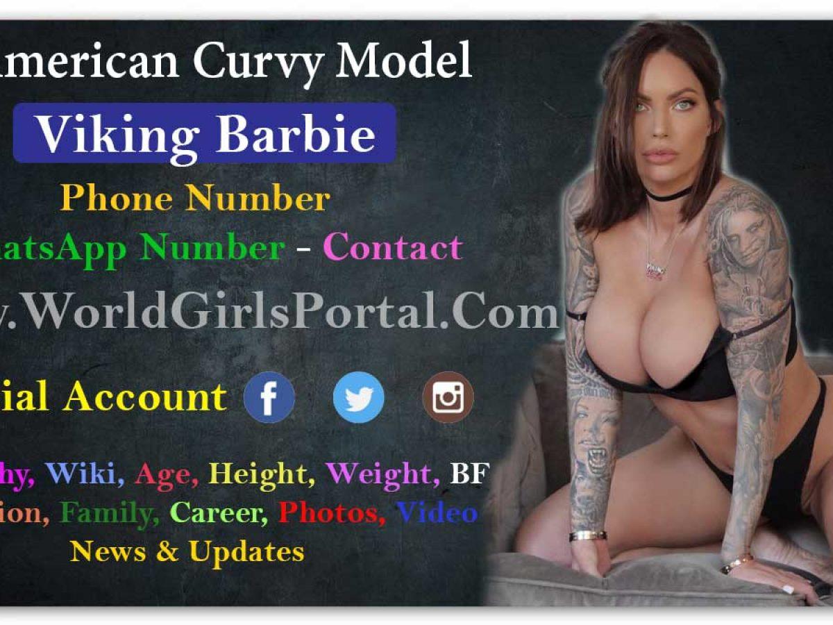 Vikingbarbie Viking Barbie