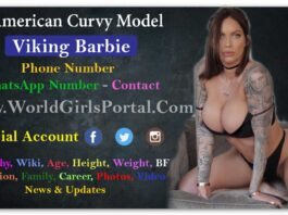 Viking Barbie Biography, Wiki, Age, USA Model, Photos, Video, Body Size, BF, Career, Contact