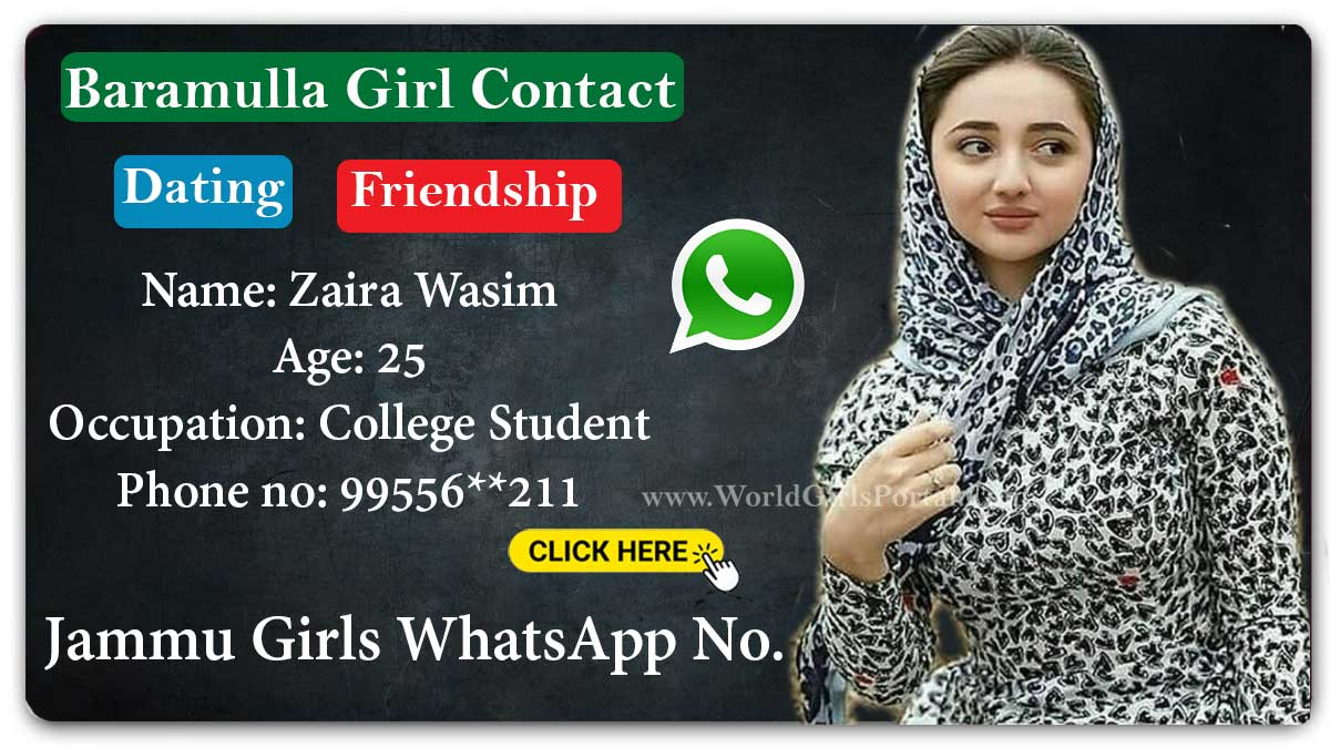Whatsapp girl number chat