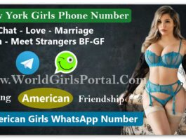New York Girls Phone Numbers for Friendship, Women seeking Men Near By You - USA
