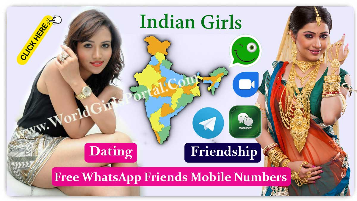 Free WhatsApp Friends Mobile Numbers: List of Indian Girls Phone Number for Make a GF | World Fun Club