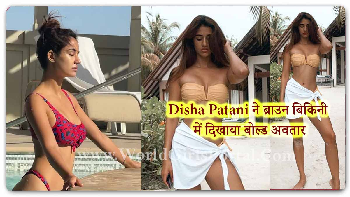 Hot disha patani Disha flaunts