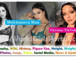 Molchanova Mua Biography Wiki Contact Details Ukraine TikTok Star for Paid Promotion - Make-Up Artist @molchanovamua World Ukraine Girls Portal
