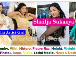 Shailja Sukanya Biography Wiki Contact Details Photos Video BF Career New Delhi Model for Paid Promotion - World Artist Girls Portal