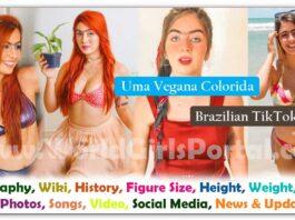 Uma Vegana Colorida Biography Wiki Contact Details Brazilian Model WhatsApp Number for Paid Promotion - World Brazil Girls Portal