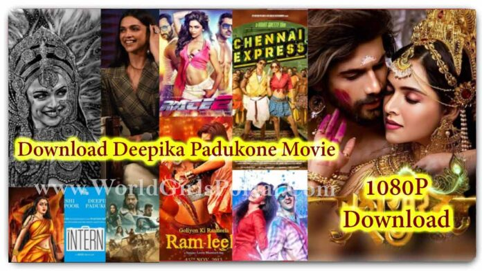Download Deepika Padukone Movie 2021 - Full HD 1080p Free Online Watch - Latest Released Film Bollywood - Hollywood - Love - Action Dram