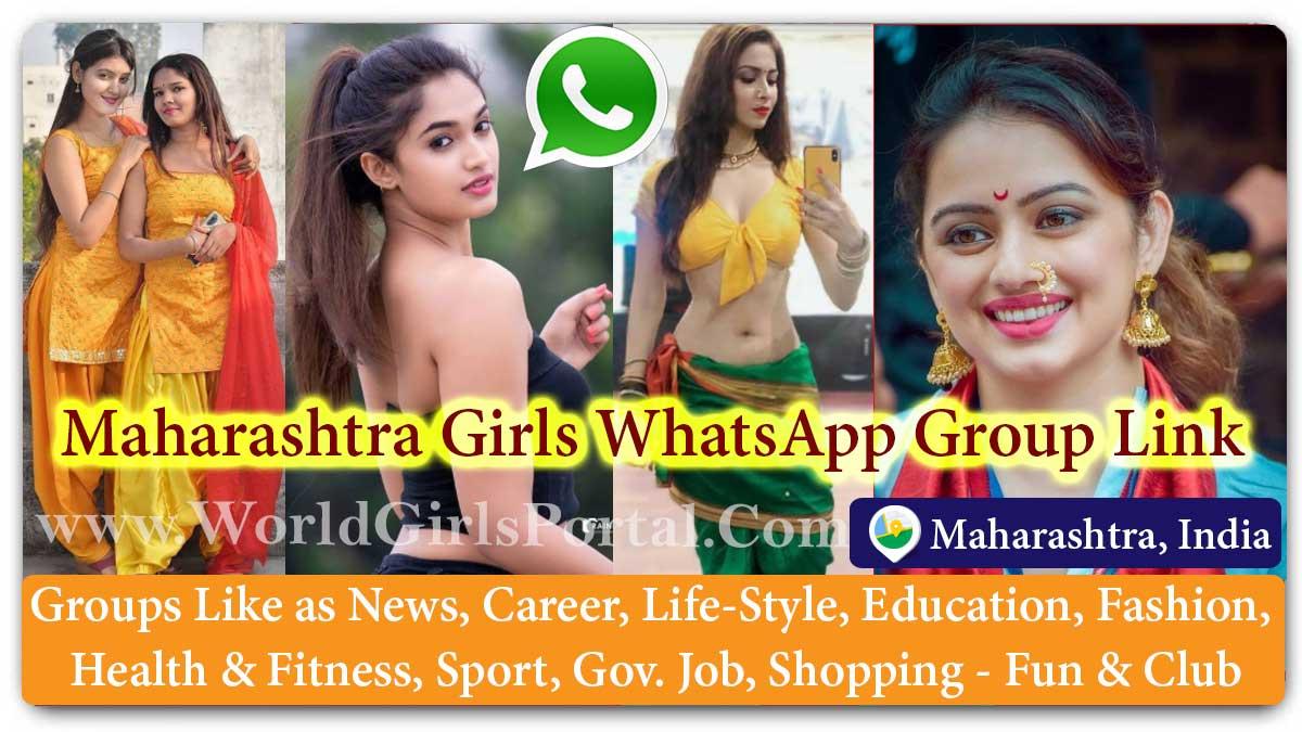 Maharashtra Girls WhatsApp Group Join for Jobs - Life Partner - Chat - Business IDEA - World Marathi Girls Portal Latest WP Groups Links