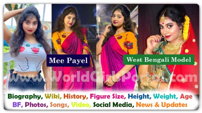 Mee Payel Biography Bengali Model Contact Details for Paid Promotions & collaboration @Payal_Mee West Bengal Creator 🔥 Influencer Girl India, Asia