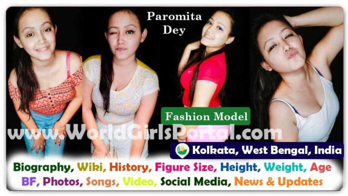 Paromita Dey Biography Kolkata Instagram Reels Star Contact Details for Collaboration/Promotion West Bengal Model Wiki Photos Career, More Details