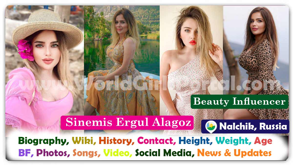 Sinemis Ergül Alagöz Biography Russian Model Contact Details Photos Video BF Career - Paid Promotion - Russian Beauty Influencer Model