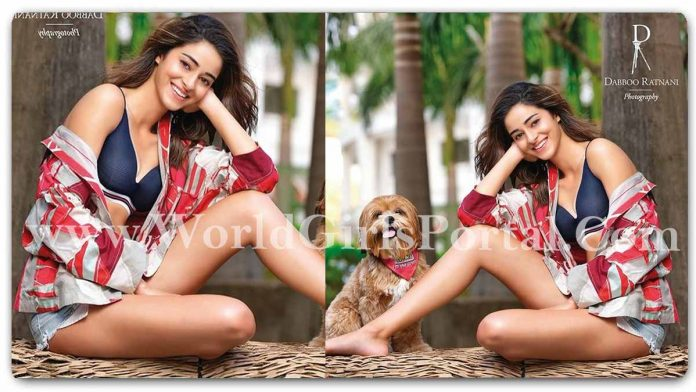 Ananya Panday Dabboo Ratnani Photoshoot 2021: डब्बू रतनानी के कैलेंडर पर बेहद हॉट दिखीं अनन्या पांडे, फोटो शेयर कर बोलीं-माई सिग्नेचर पोज!