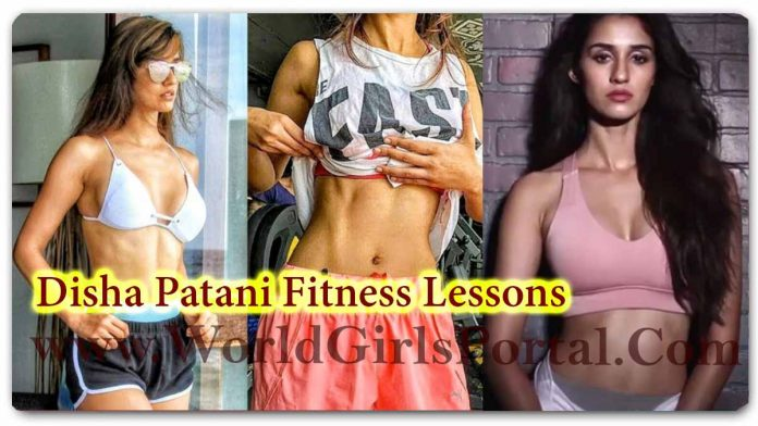 Disha Patani Fitness Lessons: Diet Plan & Workout Routine, Training, Gym, Yoga Fitness Heath Tips - Bollywood Actress Fitness Raaz