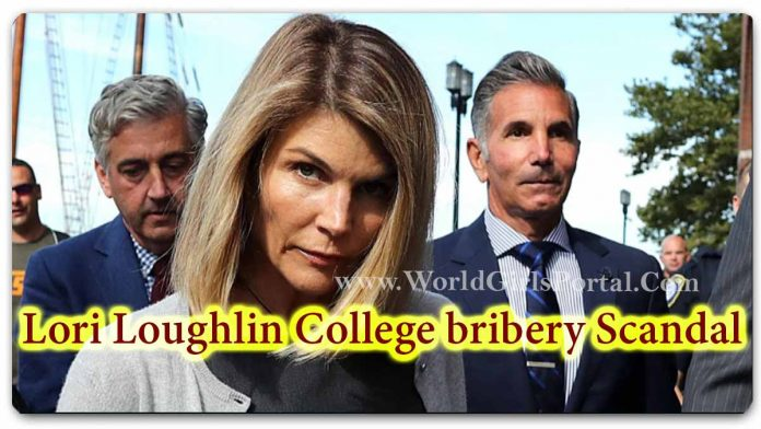 Lori Loughlin College bribery Scandal: American Actress #LoriLoughlin Faces New Charge In College Bribery Scandal - Hollywood Girls News