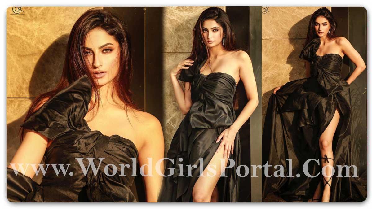 Palak Tiwari High-slit Black Dress: बेटी Palak Tiwari का खूबसूरत फोटोशूट देख श्वेता तिवारी हुई फैन, लिखा- डीवा बनते नहीं पैदा होते हैं! Indian Hot Model