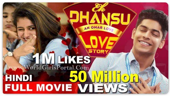 Priya Prakash Varrier Hindi Movie 2021 - Ek Dhansu Love Story 'Oru Adaar Love' A school Love Story #PriyaVarrier Download Full Film