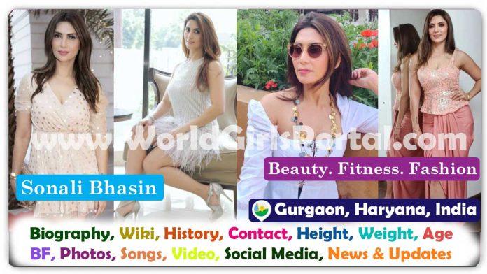 Sonali Bhasin Biography Gurgaon Model Contact Details for Paid Promotion Haryana Influencer - World Haryanvi Model Girls Portal