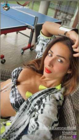Malaika Arora की इस Hot Photo पर आया फैंस का दिल, इंटरनेट पर आग की तरह हुई Viral