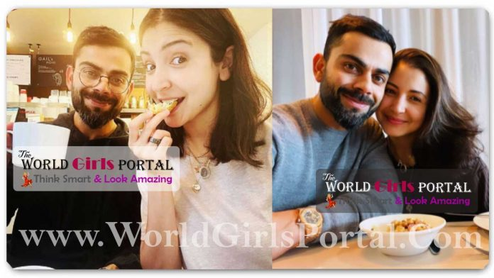 Anushka-Virat take Lunch Date Pics: Virat Kohli and Anushka Sharma share beautiful photos, #RelationshipGoal you will also become their fan after seeing them