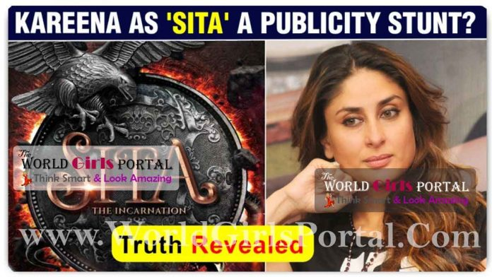 Kareena Kapoor Khan was not offered for the role of Sita, new faces will get a chance - Bollywood News Portals