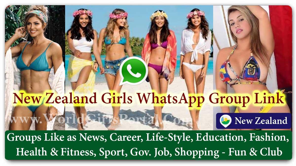 New Zealand Girls WhatsApp Group Link Join for Jobs - Life Partner - Chat - Business IDEA - World New Zealand Girls Social Media Portal, Matrimonial Site