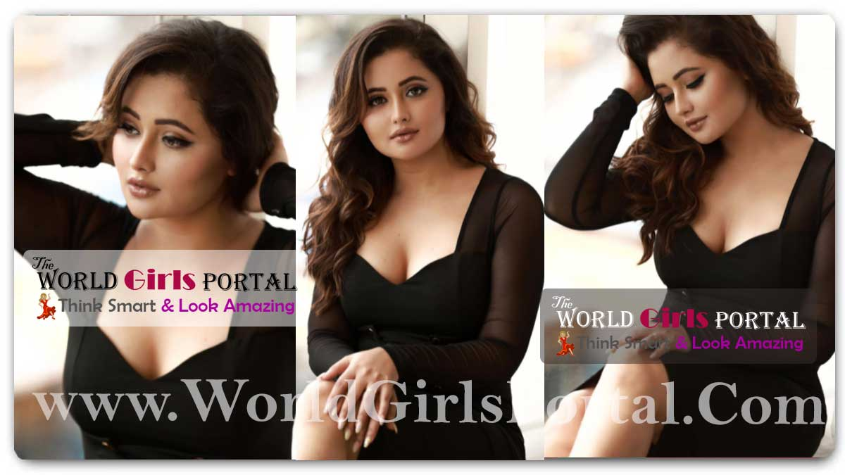Rashami Desai Sexy Black Dress: रश्मि देसाई का नया अंदाज सब को कर देगा दीवाना, बोल्ड फोटोशूट से उड़ा दिए सबके होश! TV actress Fashion Style