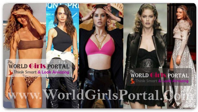 Top 7 Highest Paid Models in the World #Supermodel #SuperStar Ranking History - World Girls Portal #Richest Movie Fees Photoshoot