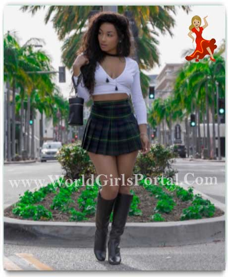 Biography, Bio-Data, Profile of Arantza Fahnbulleh Black Beauty